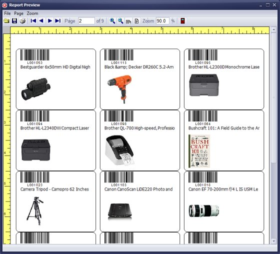 Handy Equipmenttool Manager Print Labels Review Equipment Durable