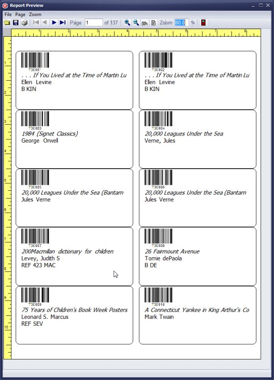 handy library manager library label sample library labels 10 av