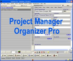 Project Manager Organizer Pro 3.0 full