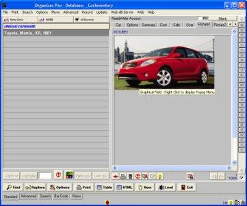 Car Dealer Organizer Pro Small Car Dealership Database Management
