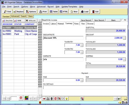 Jackson County Personal Property Tax Receipt Word Invoice Management Solutions Vehicle Sales Receipt Template with Printable Receipt Free Invoice Software Summary Data Page Requisitioner On Invoice Pdf