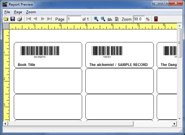 Library Label Printer Software Windows Software Overview