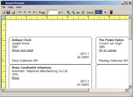 Musuem Organizer Pro Simple Database Management System